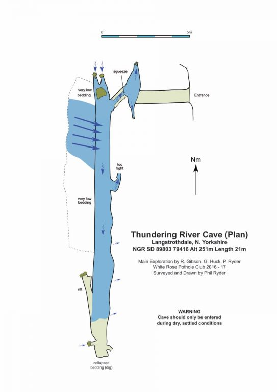 Thundering River Cave