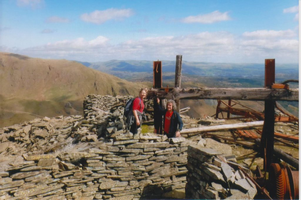 Coniston Slate Mine 3